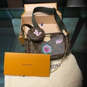 Louis. Vuitton Multi Pochette Accessories